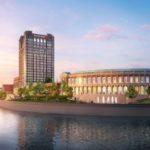 Вторая фаза стройки парка «Остров мечты» в Москве завершится в конце 2019 г