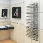 Установка полотенцесушителя: как сделать эффективный выбор