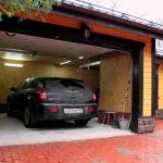 Нюансы разработки проекта гаражного помещения с хозяйственным блоком