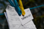Стоимость электроэнергии в Кропивницком в марте 2018 года