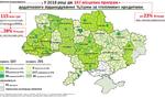 Сколько средств выделили на «теплые кредиты» в разных регионах Украины в 2018 году