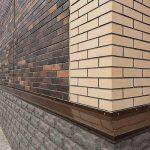 Облицовочный кирпич Керма: особенности строительства