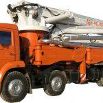 Использование бетононасосов в строительстве