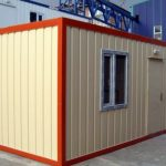Блок-контейнеры и модульные здания. Преимущество в мобильности