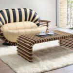 Разнообразие дизайнерской мебели